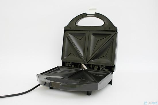 Máy làm + nướng bánh Nikai - 4