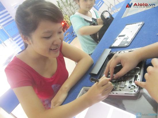 Vệ sinh máy tính tại Alolo, TT Bảo hành  Máy Tính Đăng Khoa - 3