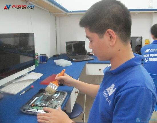 Vệ sinh máy tính tại Alolo, TT Bảo hành  Máy Tính Đăng Khoa - 4