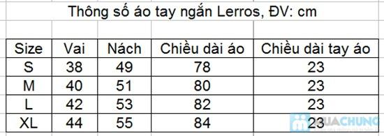 Áo sơ mi ngắn tay Lerros - 1