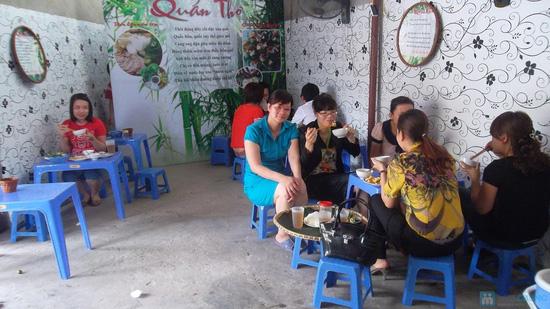 Set ăn bún đậu mắm tôm + cuốn Thủy Nguyên dành cho 02 người tại Quán Thơ - Chỉ 78.000đ - 4