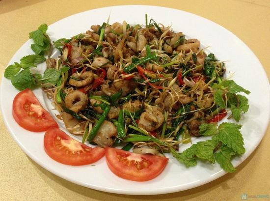 Set ăn Cá ngừ + Lẩu hải sản thơm ngon bổ dưỡng tại NH Hội Quán - chỉ 297.000đ - 3