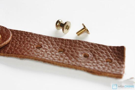 Đồng hồ đeo tay bản to , kiểu dáng sang trọng - Chỉ 95.000đ/ 1 chiếc - 7