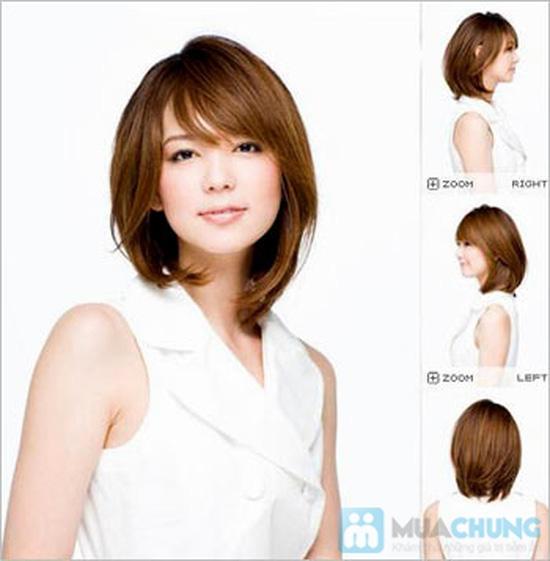 Dịch vụ uốn/duỗi/nhuộm +hấp dầu - cho mái tóc cá tính và sành điệu tại salon Lê Nguyễn - Chỉ 270.000đ - 1