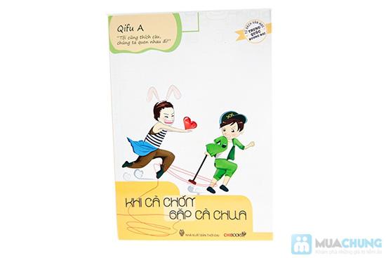 Bộ sách của tác giả QIFU A (03 cuốn) - Chỉ 135.000đ/bộ - 3