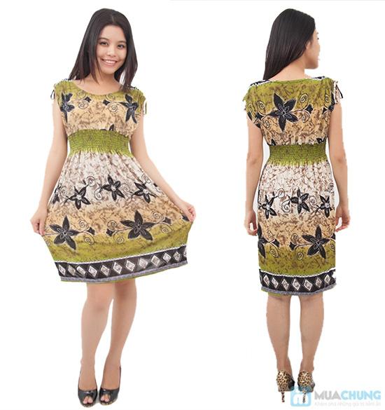 Váy thun lanh cánh dơi - 7