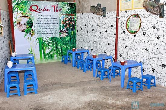 Set ăn bún đậu mắm tôm + cuốn Thủy Nguyên dành cho 02 người tại Quán Thơ - Chỉ 78.000đ - 2