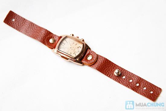 Đồng hồ đeo tay bản to , kiểu dáng sang trọng - Chỉ 95.000đ/ 1 chiếc - 8