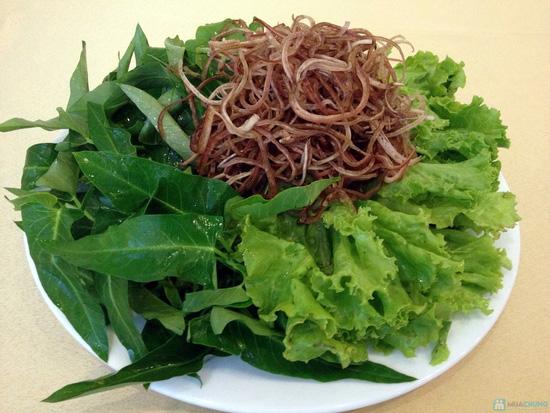 Set ăn Cá ngừ + Lẩu hải sản thơm ngon bổ dưỡng tại NH Hội Quán - chỉ 297.000đ - 12