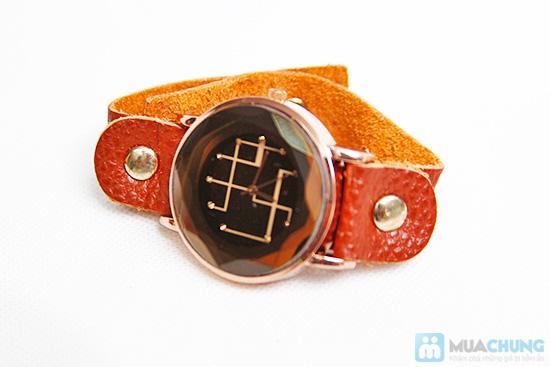 Đồng hồ đeo tay bản to , kiểu dáng sang trọng - Chỉ 95.000đ/ 1 chiếc - 14