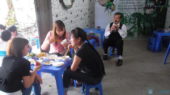 Set ăn bún đậu mắm tôm + cuốn Thủy Nguyên dành cho 02 người tại Quán Thơ - Chỉ 78.000đ - 8