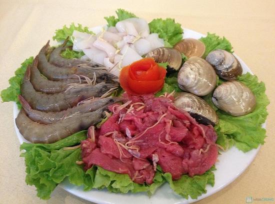 Set ăn Cá ngừ + Lẩu hải sản thơm ngon bổ dưỡng tại NH Hội Quán - chỉ 297.000đ - 7