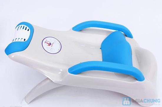 Ghế gội đầu cho bé - có nấc điều chỉnh chiều cao, tiện dụng. Chỉ 284.000đ/chiếc - 1