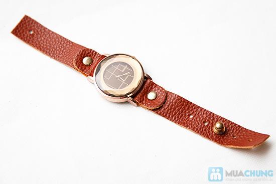 Đồng hồ đeo tay bản to , kiểu dáng sang trọng - Chỉ 95.000đ/ 1 chiếc - 10