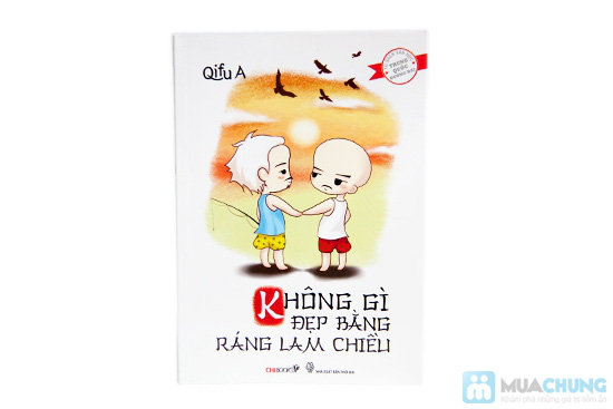 Bộ sách của tác giả QIFU A (03 cuốn) - Chỉ 135.000đ/bộ - 4