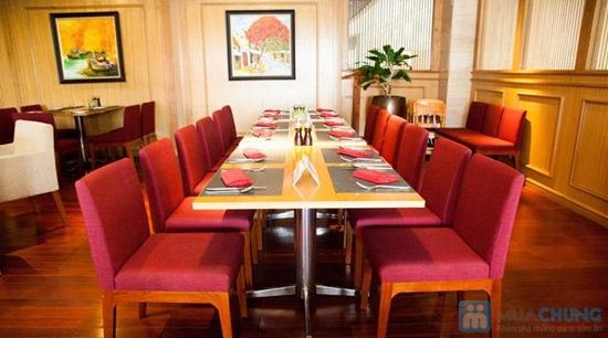 Buffet tối hải sản tại nhà hàng La Mezzanine - Chỉ 401.000đ/ 01 người - 5