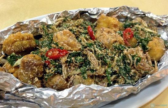 Set ăn Cá ngừ + Lẩu hải sản thơm ngon bổ dưỡng tại NH Hội Quán - chỉ 297.000đ - 10