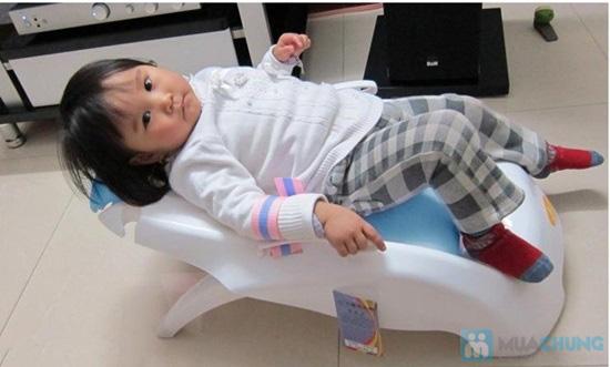 Ghế gội đầu cho bé - có nấc điều chỉnh chiều cao, tiện dụng. Chỉ 284.000đ/chiếc - 3