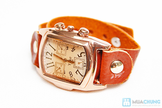 Đồng hồ đeo tay bản to , kiểu dáng sang trọng - Chỉ 95.000đ/ 1 chiếc - 13