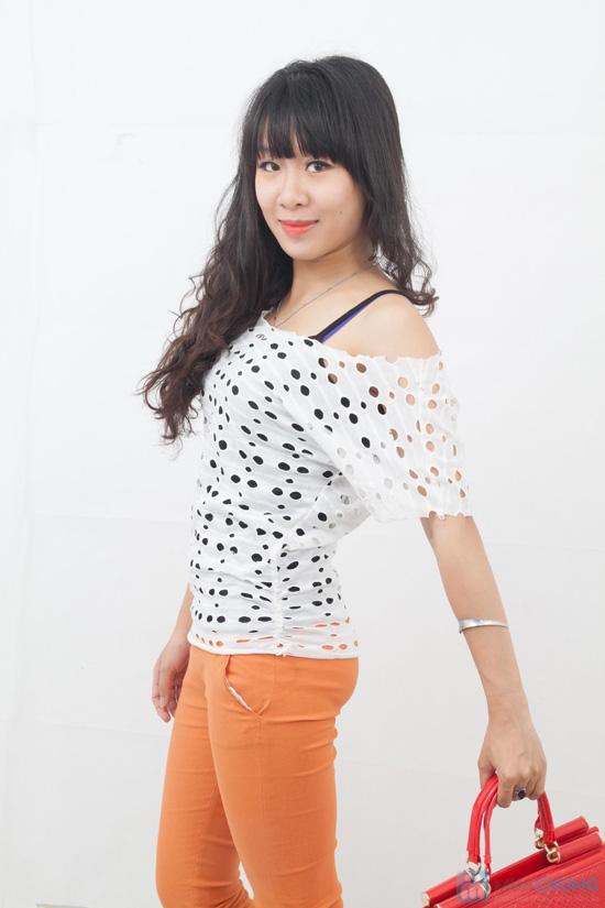 Áo lưới cá tính phong cách Hàn Quốc - Chỉ 113.000đ - 4