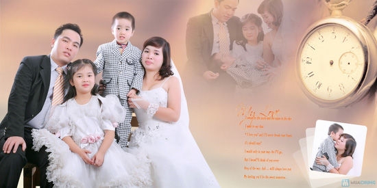 gói chụp ảnh gia dình vip tại melia wedding studio - 7