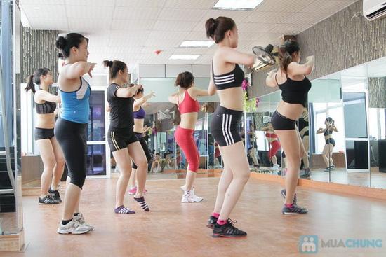 Thẻ tập Aerobic hoặc Gym tại CLB TDTM Dáng Ngọc - 45