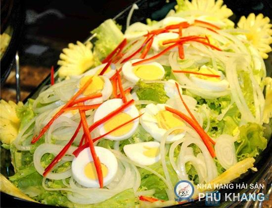 Buffet tối thứ 3 đến Chủ nhật tại nhà hàng hải sản Phú Khang - Chỉ 199.000đ/vé - 3