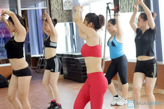 Thẻ tập Aerobic hoặc Gym tại CLB TDTM Dáng Ngọc - 11