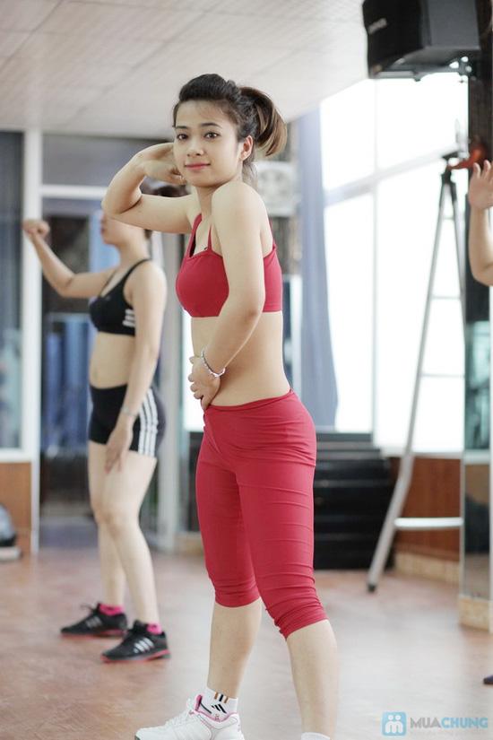 Thẻ tập Aerobic hoặc Gym tại CLB TDTM Dáng Ngọc - 9