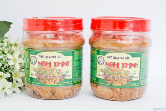Combo2 hộp thịt chua cao cấp Nghị Thịnh( 300g/1 hộp ) - 1