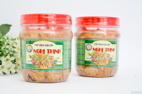 Combo2 hộp thịt chua cao cấp Nghị Thịnh( 300g/1 hộp ) - 5