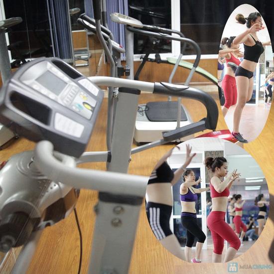 Thẻ tập Aerobic hoặc Gym tại CLB TDTM Dáng Ngọc - 13