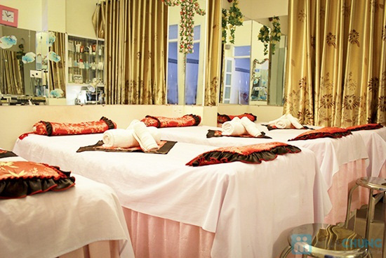 Chăm sóc da mặt chuyên sâu với Collagen hoặc mỹ phẩm Nuskin (90 phút) tại King Nu Spa - Chỉ 125.000đ - 7