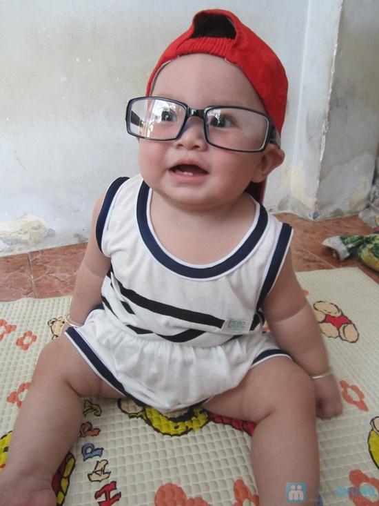 Combo 2 bộ đồ thun cho bé trai (5 tháng - 1 tuổi) - 4