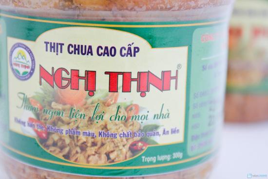 Combo2 hộp thịt chua cao cấp Nghị Thịnh( 300g/1 hộp ) - 2