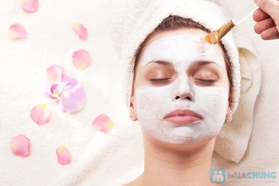 Chăm sóc da mặt chuyên sâu với Collagen hoặc mỹ phẩm Nuskin (90 phút) tại King Nu Spa - Chỉ 125.000đ - 3