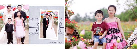 gói chụp ảnh gia dình vip tại melia wedding studio - 4