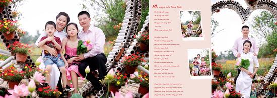 gói chụp ảnh gia dình vip tại melia wedding studio - 8