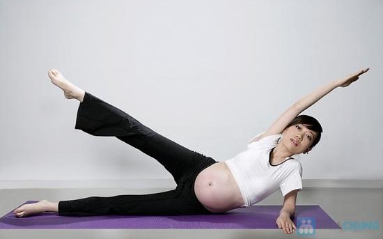 Khóa học Yoga cho bà bầu tại CLB Apollo Gym & Fitness - 8