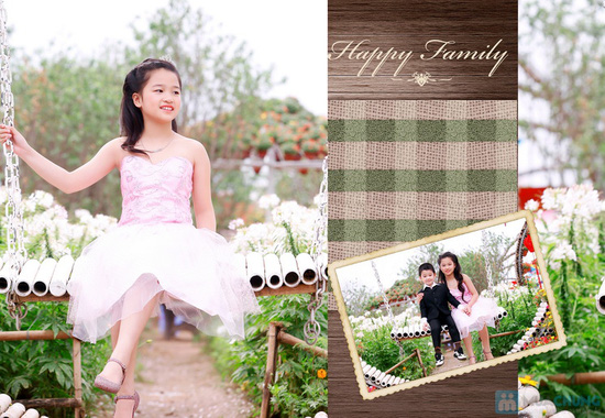 Chọn gói chụp ảnh cho bé yêu tại melia wedding studio - 5