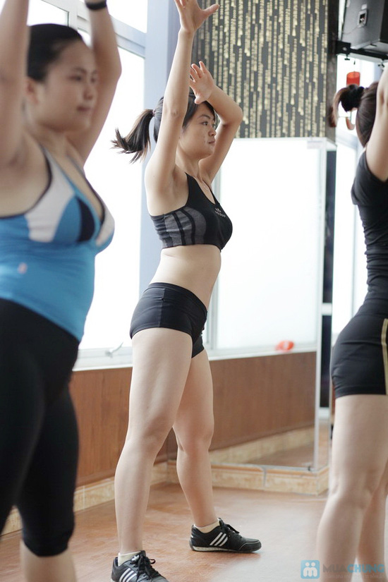 Thẻ tập Aerobic hoặc Gym tại CLB TDTM Dáng Ngọc - 42