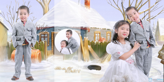 Chọn gói chụp ảnh cho bé yêu tại melia wedding studio - 3