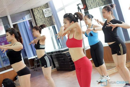 Thẻ tập Aerobic hoặc Gym tại CLB TDTM Dáng Ngọc - 12