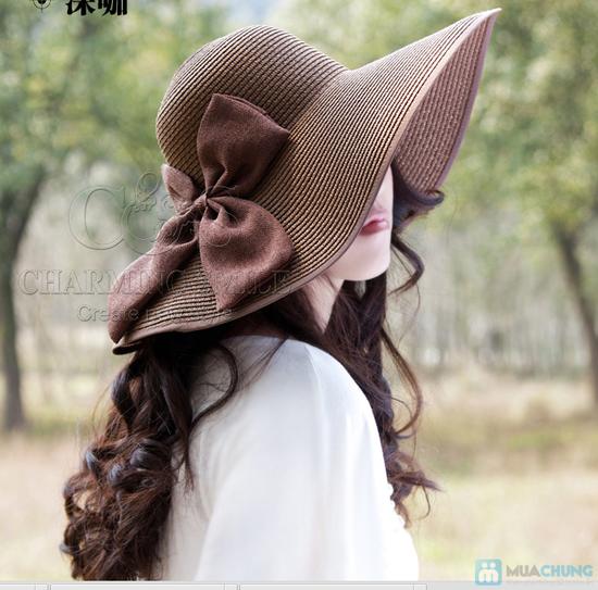 Mũ đi biển thời trang quyến rũ - Chỉ 110.000đ/ 01 chiếc - 2