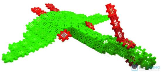 Bộ 3 sp: Hình vuông kỳ diệu 88 chi tiết+ vòng quay kì diệu+ hiếu học thường - 12