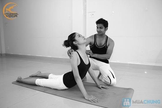 Khóa học Yoga Ấn Độ (01 tháng) tại Universal Yoga - Chỉ 300.000đ - 1