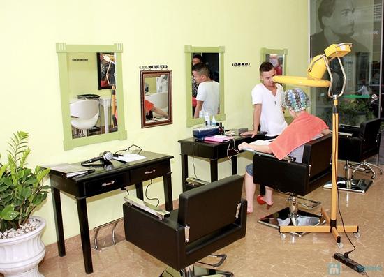 Voucher sử dụng dịch vụ làm tóc tại Salon Franky - Chỉ 70.000đ - 6