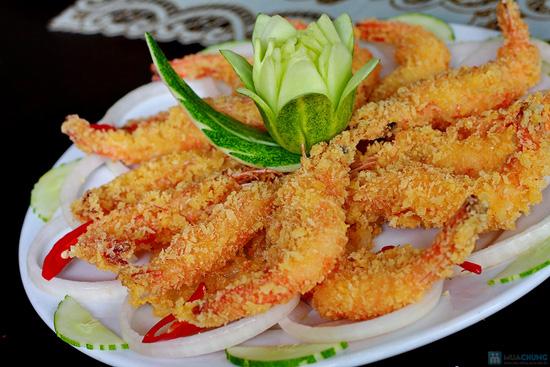 Set ăn menu Hải sản và Lẩu bò đặc biệt tại Nhà hàng Ngọc Sương - Chỉ 298.000đ - 10