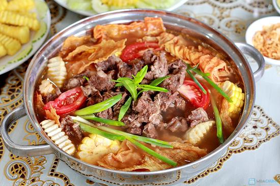 Set ăn menu Hải sản và Lẩu bò đặc biệt tại Nhà hàng Ngọc Sương - Chỉ 298.000đ - 7