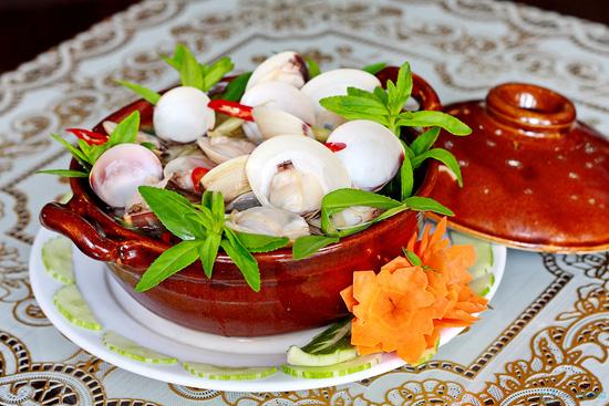 Set ăn menu Hải sản và Lẩu bò đặc biệt tại Nhà hàng Ngọc Sương - Chỉ 298.000đ - 3